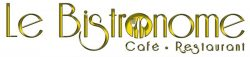 Logo Bistronome Or